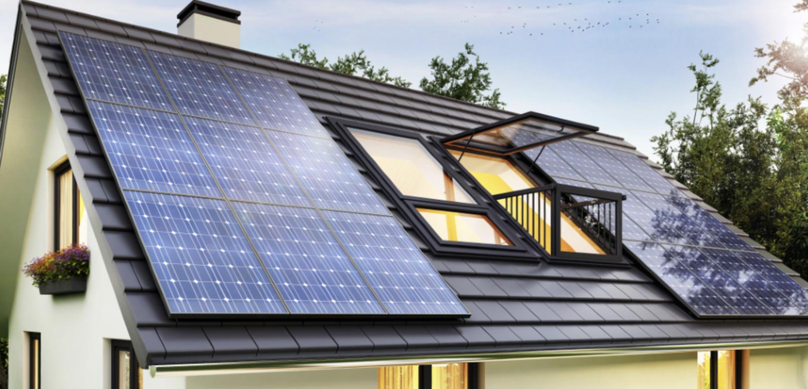 install solar panels