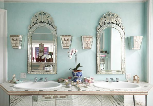 french bathroom mirror create a beautiful home using reclaimed salvaged materials 12920